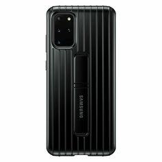 Акция на SAMSUNG для Galaxy S20+ (G985) Protective Standing Cover Black (EF-RG985CBEGRU) от Repka