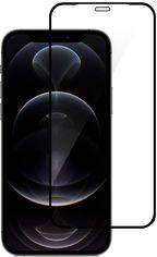 Акция на 2E для APPLE iPhone 12 Pro Max 2.5D FCFG Black Border (2E-IP-IPM6.7-SMFCFG-BB) от Repka