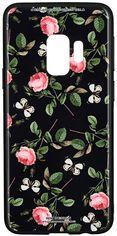 Акция на WK для Galaxy S9 (G960) WPC-061 Flowers RD/BK (681920359791) от Repka