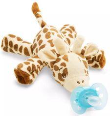 Акция на PHILIPS Avent Ultra-Air, 0-6 мес, 1 шт + игрушка жираф (SCF348/11) от Repka