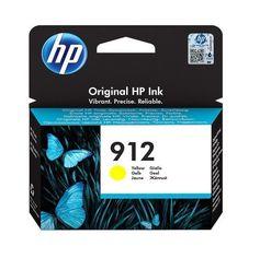 Акция на HP 912 Yellow Original Ink Cartridge (3YL79AE) от Repka