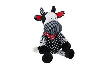 Акция на Same Toy Корова/Бык, черно-белый, 24см (A1057/24) от Repka
