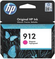 Акция на HP 912 Magenta Original Ink Cartridge (3YL78AE) от Repka