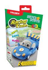 Акция на Paulinda Racing time Машинка синяя, инерционный механизм (PL-081161-1) от Repka