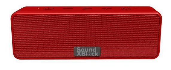 Акция на 2E SoundXBlock TWS MP3 Wireless Waterproof Red (2E-BSSXBWRD) от Repka