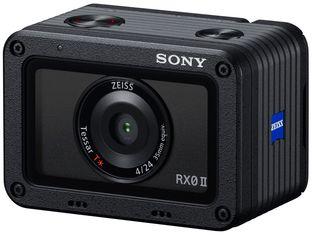 Акция на SONY Cyber-Shot RX0 II + рукоятка для съемки VCT-SGR1 (DSCRX0M2G.CEE) от Repka