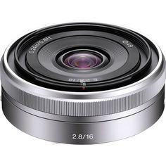 Акция на SONY 16mm f/2.8 NEX от Repka