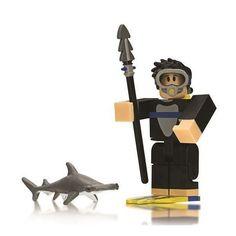 Акция на Jazwares Roblox Сore Figures Fish Simulator: Diver W5 (ROB0191) от Repka