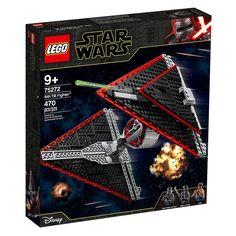 Акция на LEGO Star Wars Истребитель СИД ситхо (75272) от Repka