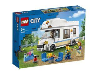 Акция на LEGO Каникулы в доме на колесах (60283) от Repka