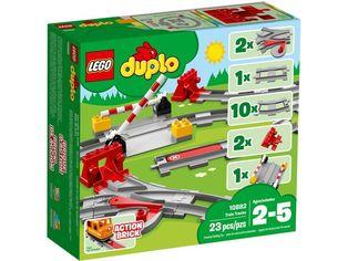 Акция на LEGO DUPLO Железнодорожные пути (10882) от Repka