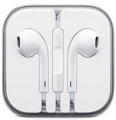 Акция на APPLE iPod EarPods with Mic Lightning (MMTN2ZM/A) от Repka