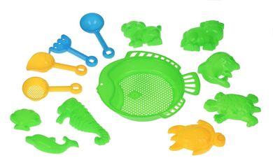 Акция на Same Toy 13 ед зеленый (B002-3Ut-1) от Repka