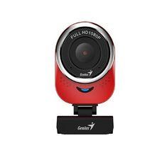 Акция на GENIUS QCam 6000 Full HD Red от Repka