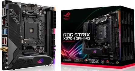 Акция на ASUS STRIX X570-I GAMING от Repka