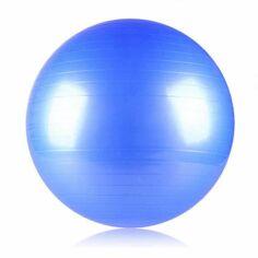 Акция на Мяч для фитнеса Supretto (Фитбол) с насосом (5705) от Wellamart