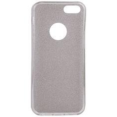 Акция на Чехол Remax Glitter Silicon Case iPhone 5 Gold от Auchan