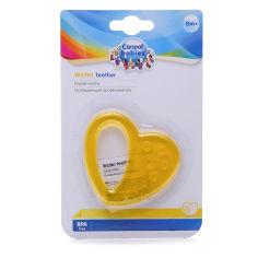 Акция на Прорезыватель для зубов Canpol Babies 2/294, 0m+, желтый от Auchan