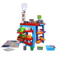 Акция на Игровой набор One Two Fun My Supermarket Set от Auchan