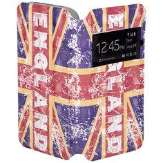 Акция на Чехол Universal Book Cover 3D England 4,5-4,8 от Auchan