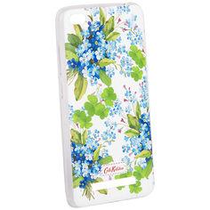 Акция на Чехол Cath Kidston Xiaomi Redmi 4А, белый с голубым барвинком от Auchan