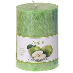 Акция на Свеча ароматическая 420500840 Яблоко, 7х11 см от Auchan