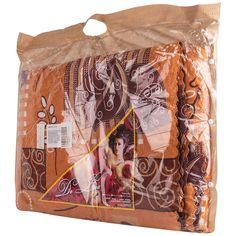 Акция на Одеяло Королева Снов De Lux, оранжевое, летнее, 170х205 см от Auchan