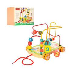 Акция на Развивающая игрушка лабиринт Bambi MD 2380 от Allo UA
