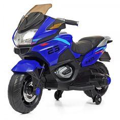 Акция на Мотоцикл Bambi M 4272EL-4 Blue от Allo UA