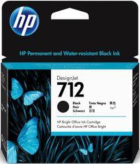 Акция на HP No.712 DesignJet Т230/Т630 Black 80ml (3ED71A) от Repka