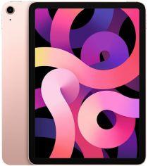"""Акция на Планшет Apple iPad Air 10.9"""" Wi-Fi 64Gb Rose Gold (MYFP2RK/A) 2020 от MOYO"""