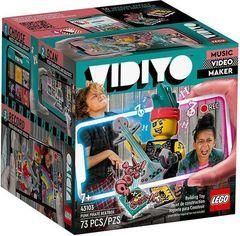 Акция на Конструктор LEGO VIDIYO Битбокс Панка пирата 43103 от MOYO