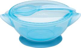 Акция на Набор для кормления дорожный Nuvita Cool 6м+ Синий (NV1421COOLBlue) от Rozetka