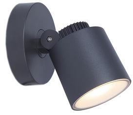 Акция на Настенный уличный светильник LUTEC Explorer 6609202118 от Rozetka