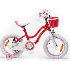 """Акция на Велосипед Royal Baby STAR GIRL 18"""" Розовый (04214) 2021 от Allo UA"""