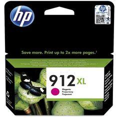 Акция на HP 912XL High Yield Magenta Original Ink Cartridge (3YL82AE) от Repka