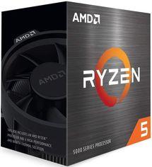 Акция на AMD Ryzen 5 Box (100-100000065BOX) от Repka