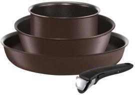 Акция на Набор посуды TEFAL Ingenio Chef's 4 предмета (L6559702) от MOYO