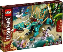 Акция на Конструктор LEGO Ninjago Дракон из джунглей 71746 от MOYO