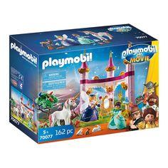 Акция на Конструктор Playmobil The movie Марла в сказочном замке (70077) от Будинок іграшок