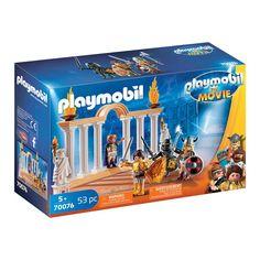 Акция на Конструктор Playmobil The movie Император Максимус в Колизее (70076) от Будинок іграшок