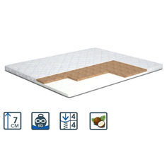 Акция на Матрац MatroLuxe Topper-futon 4 / Топпер-футон 4 160х200 (M-TOFYT32) от Allo UA