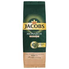 Акция на Кофе молотый Jacobs Monarch Delicate, 450 г от Auchan