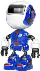 Акция на Интерактивный робот Ming Ying Smart robot Blue (4820177260559) от Rozetka