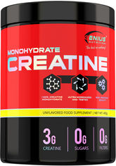 Акция на Креатин Genius Nutrition Creatine Monohydrate 400 г (5408295743223) от Rozetka
