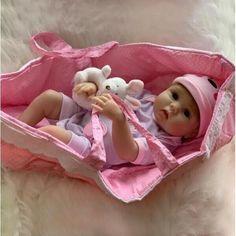Акция на Силиконовая Коллекционная Кукла Реборн Reborn Девочка Мила ( Виниловая Кукла ) Высота 55 см от Allo UA