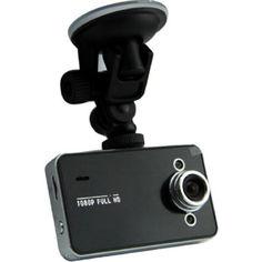 Акция на Автомобильный видеорегистратор Vehicle Blackbox HD DVR 1080P от Allo UA