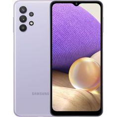 Акция на Samsung Galaxy A32 4/128GB Violet (SM-A325FLVGSEK) от Allo UA