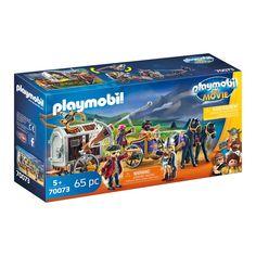 Акция на Конструктор Playmobil The movie Чарли и тюремная повозка (70073) от Будинок іграшок