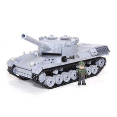 Акция на Конструктор COBI World of Tanks Леопард 1 (COBI-3037) от Будинок іграшок
